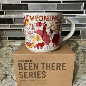 Other - Starbucks Wyoming been there mugs